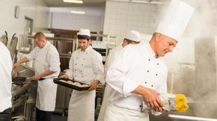 Köche kcohen in Grossküche